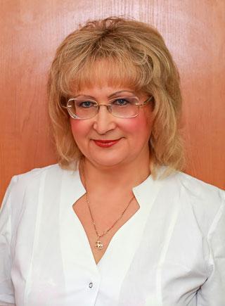 Згола Ирина Анатольевна
