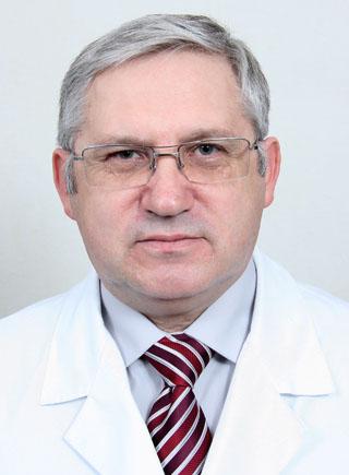 д.м.н., професор Радченко Володимир Олександрович