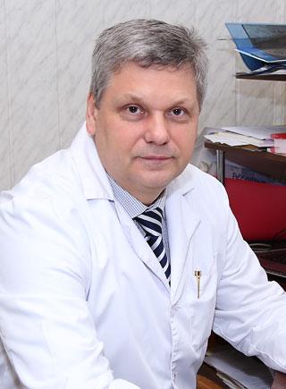 к.м.н. Стауде Володимир Анатолійович