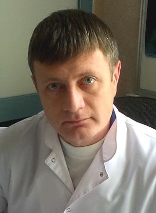 лікар-рентгенолог Златнік Руслан Васильович