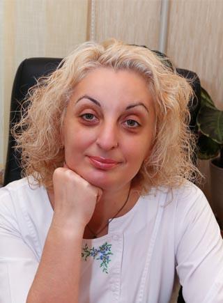 д.м.н. Федотова Інга Фрідонівна