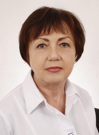 к.м.н. Гращенкова Тамара Микитівна